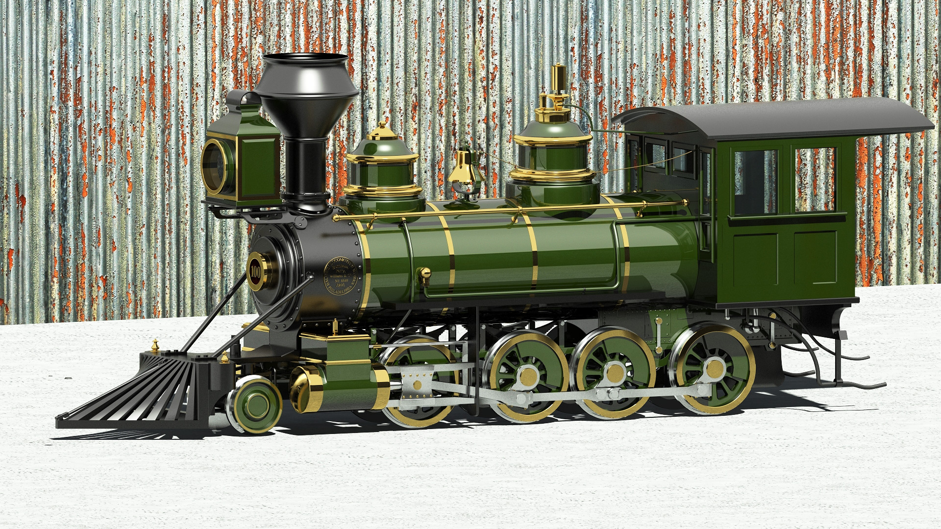 Old Train Side View Drawing Steam engine train side viewSteam Train Side View
